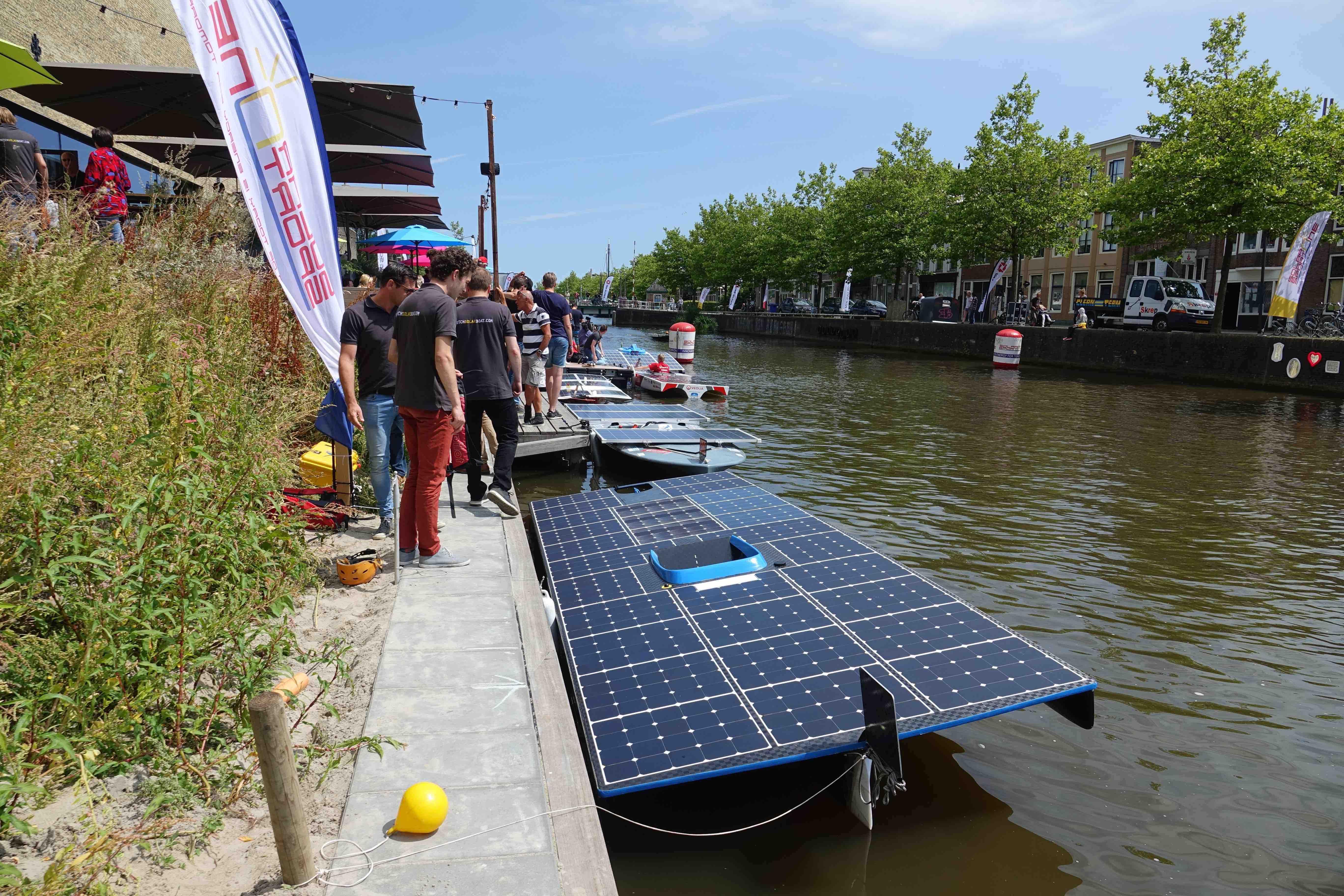 NaGa Solar - Dutch Solar Boat 06072018#DSC05522