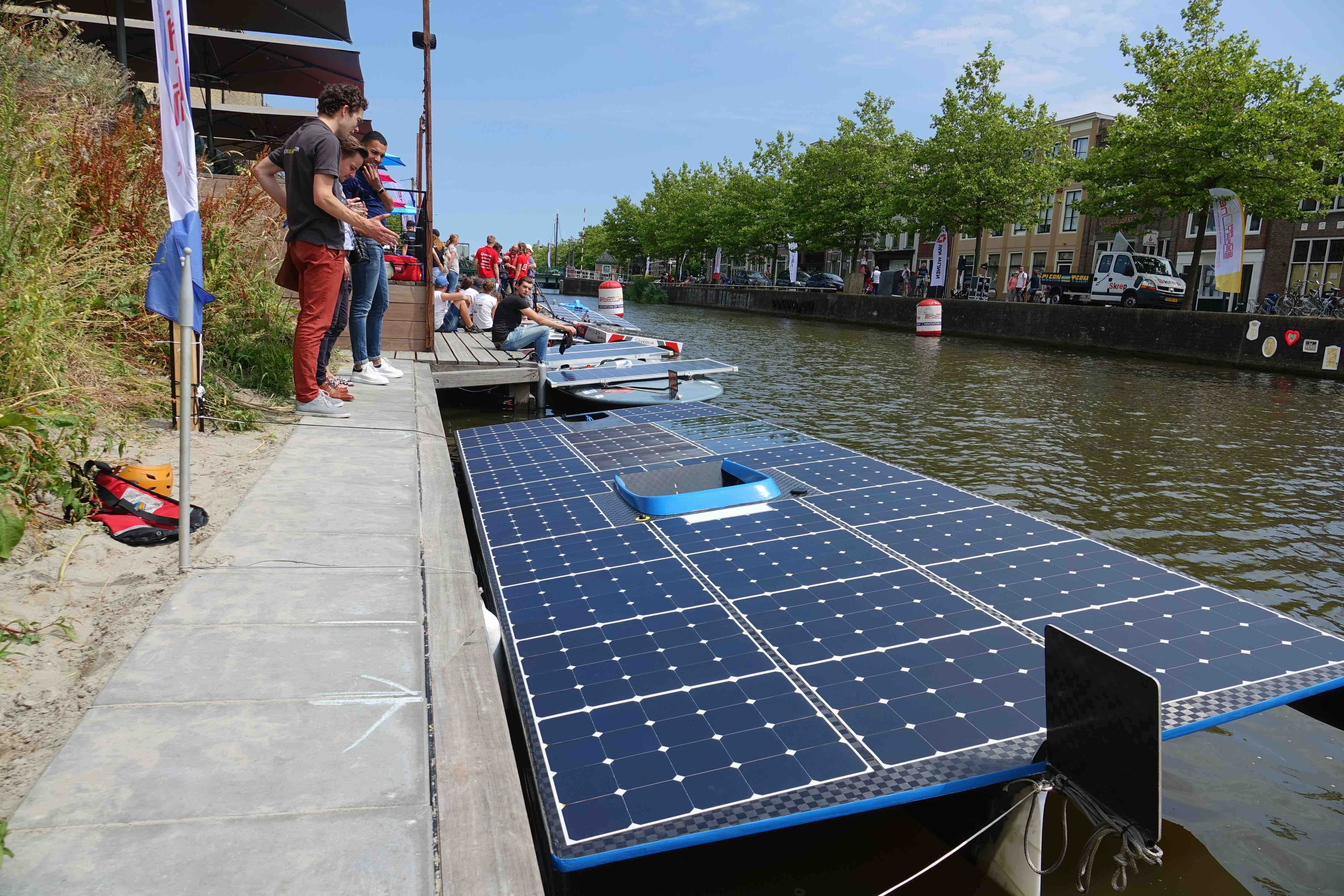 NaGa Solar - Dutch Solar Boat 06072018#DSC05554