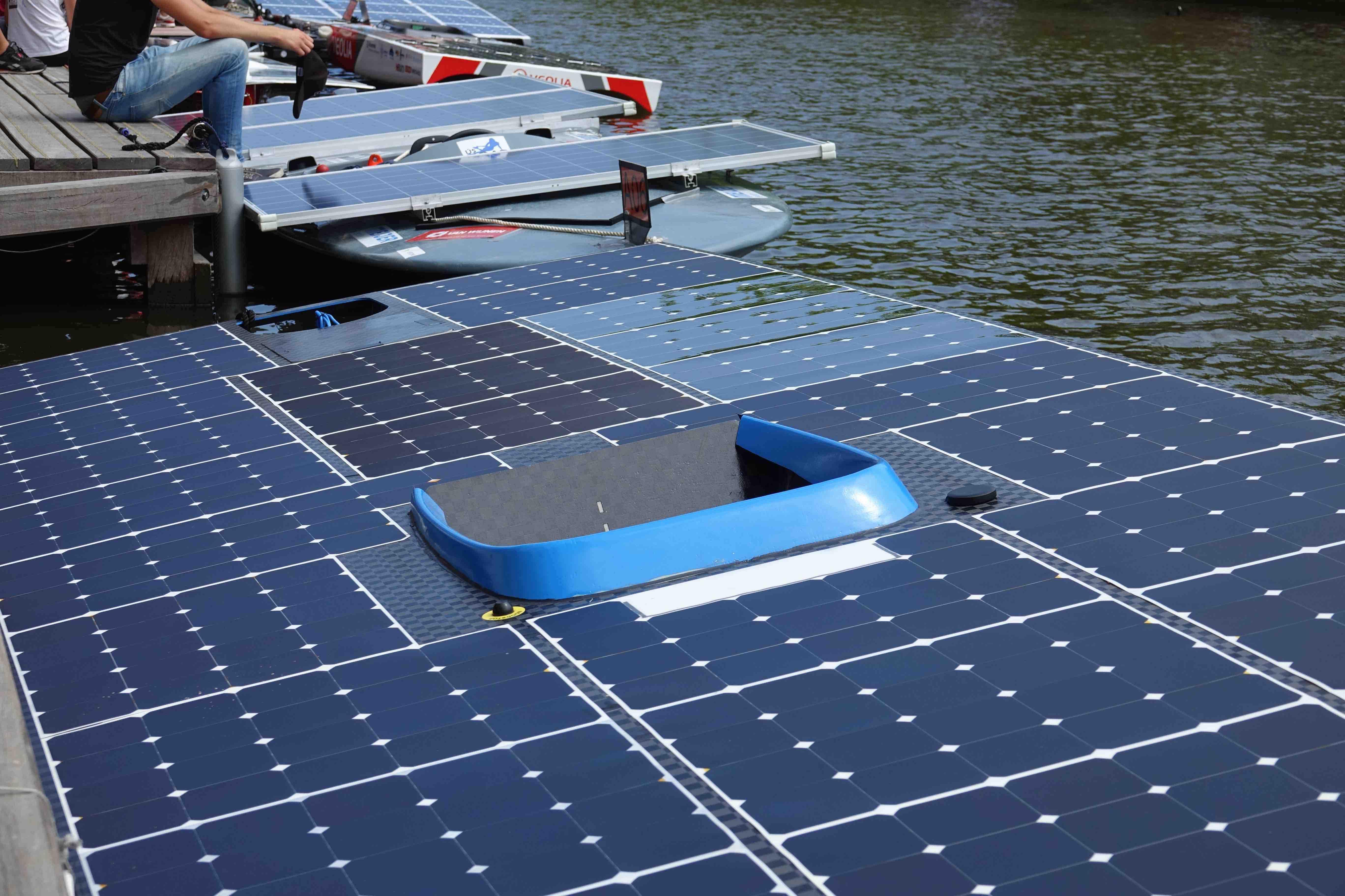 NaGa Solar - Dutch Solar Boat 06072018#DSC05557