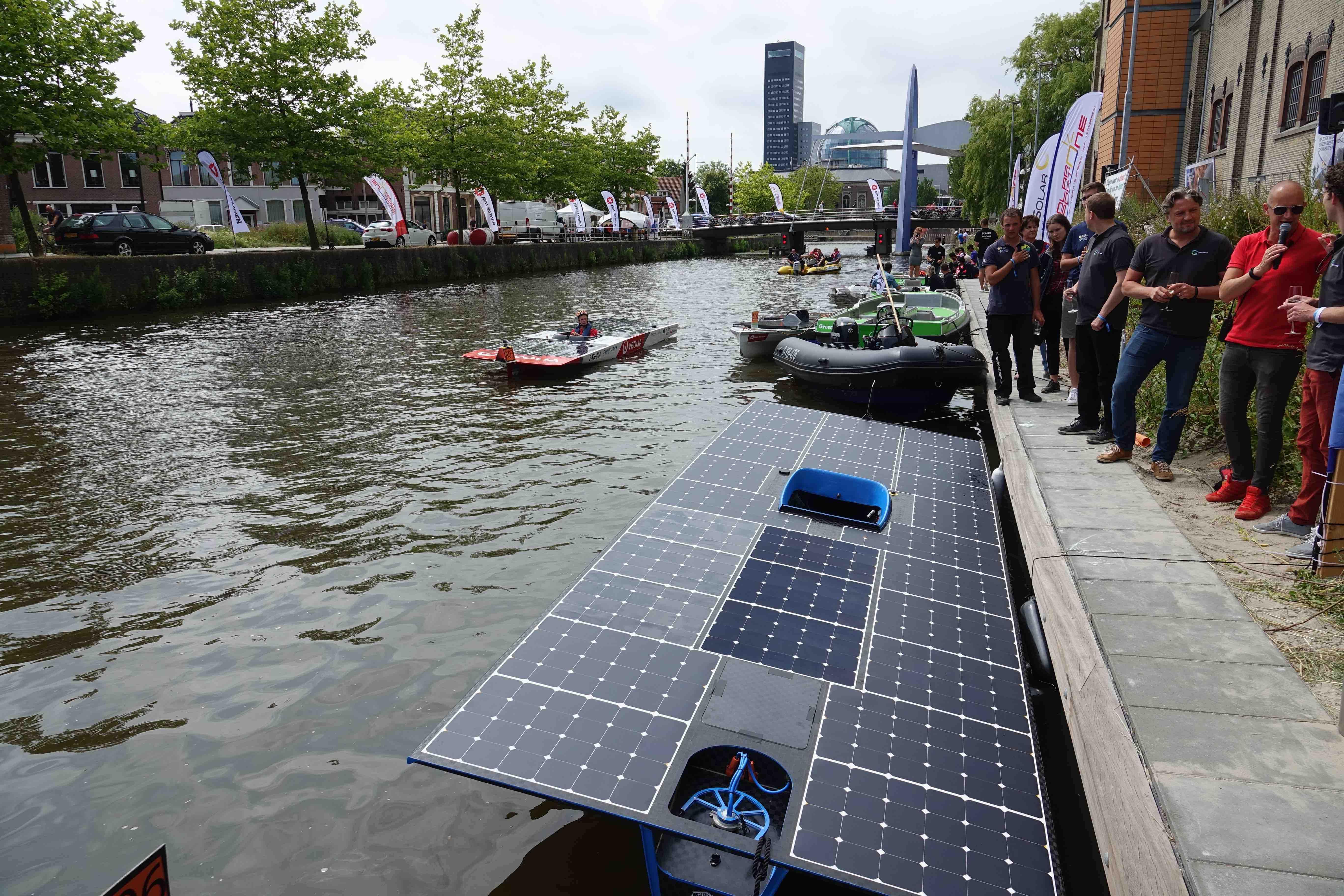 NaGa Solar - Dutch Solar Boat 06072018#DSC05626