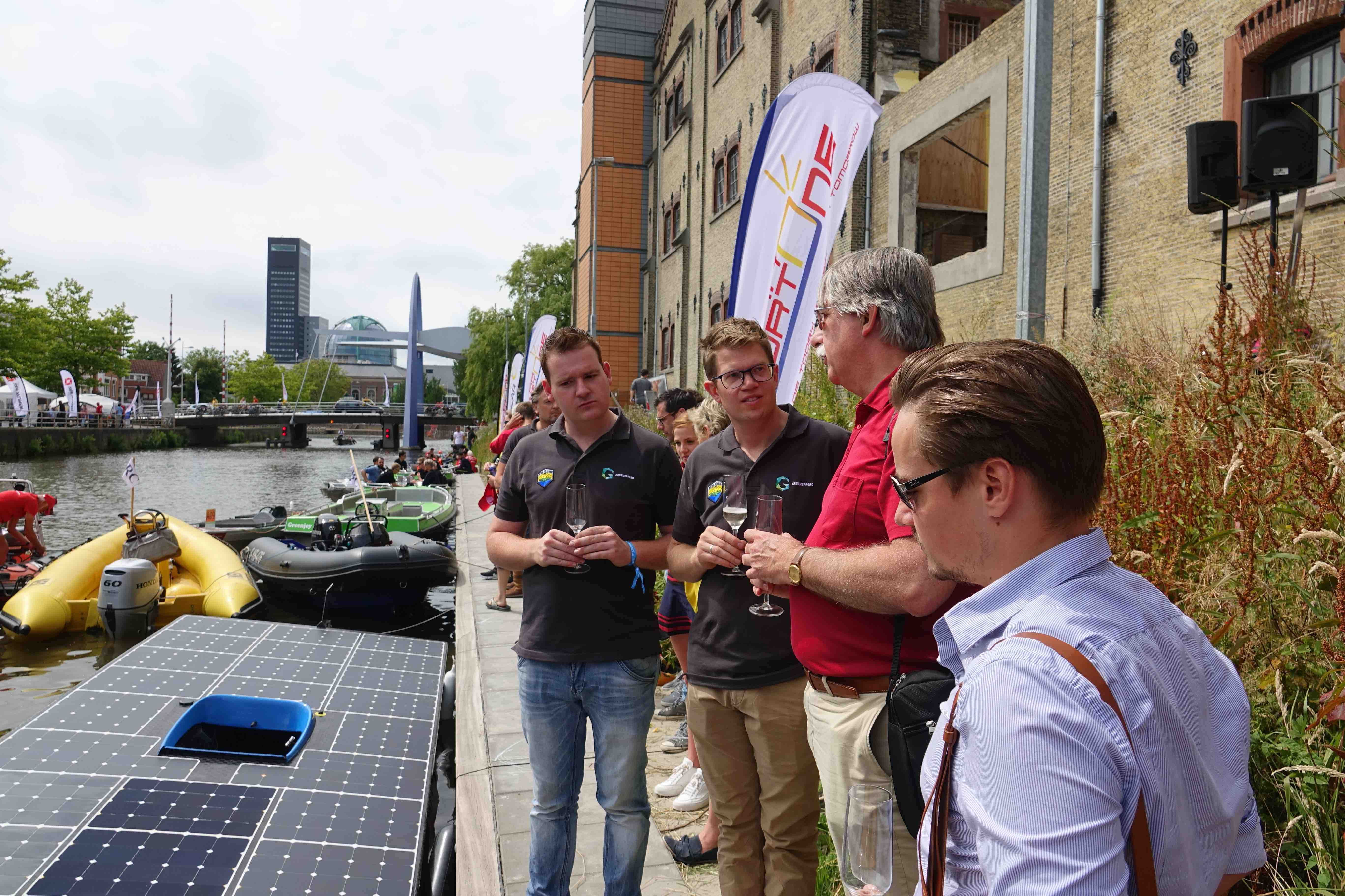 NaGa Solar - Dutch Solar Boat 06072018#DSC05629