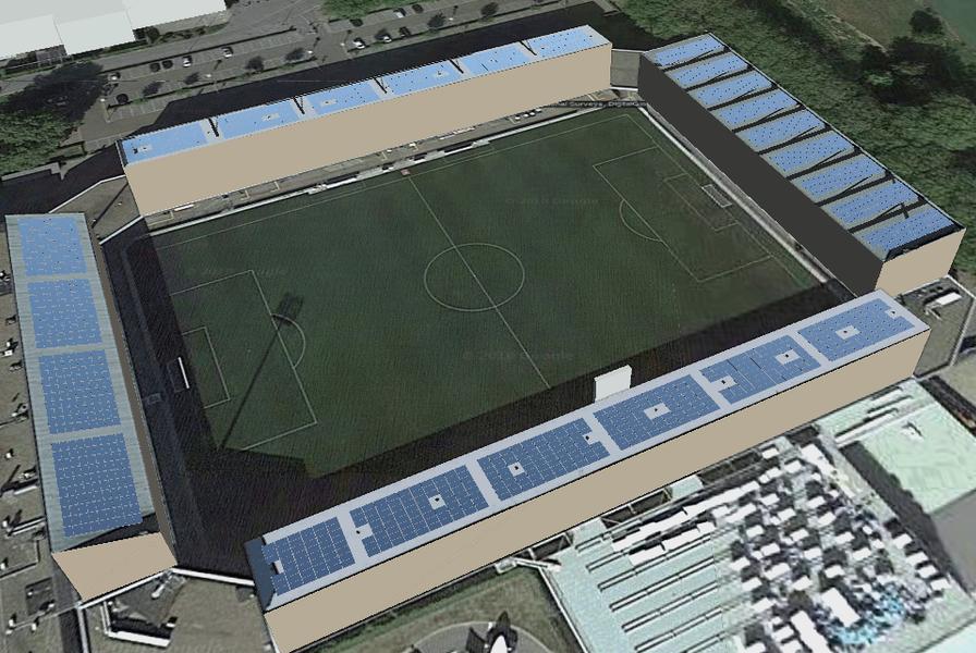 MVV Stadion de Geusselt