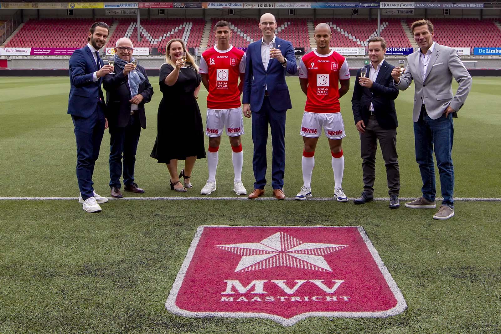 25-09-2019: Voetbal: Groene Ster v Kloetinge: Heerlerheide  KNVB Beker 2019-2020  L-R