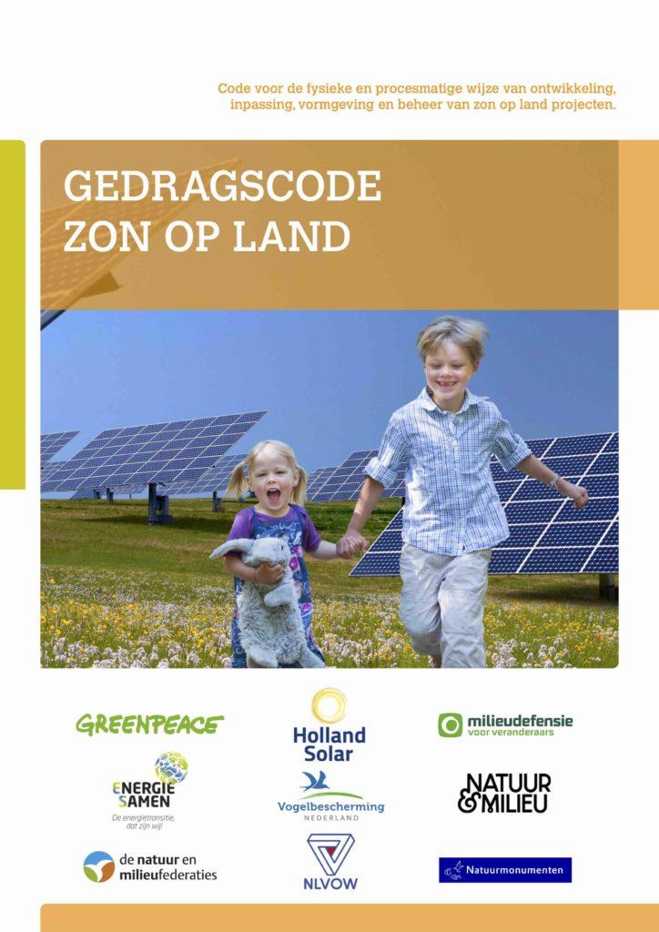 gedragscode holland solar NaGa Solar