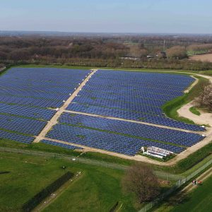 Drone afbeelding zonneweide louisegroeve