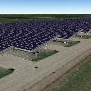NaGa Solar - Parkeerdekken chemelot
